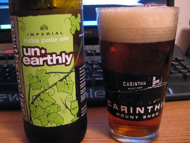 Southern Tier - un*earthly