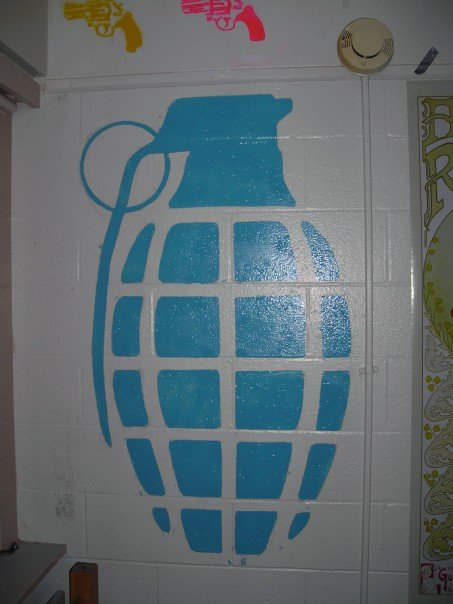 Stencil Finished Product