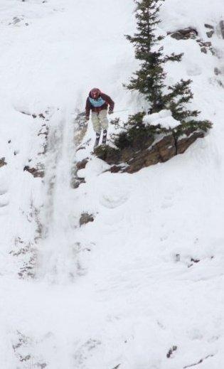 CB comp cliff
