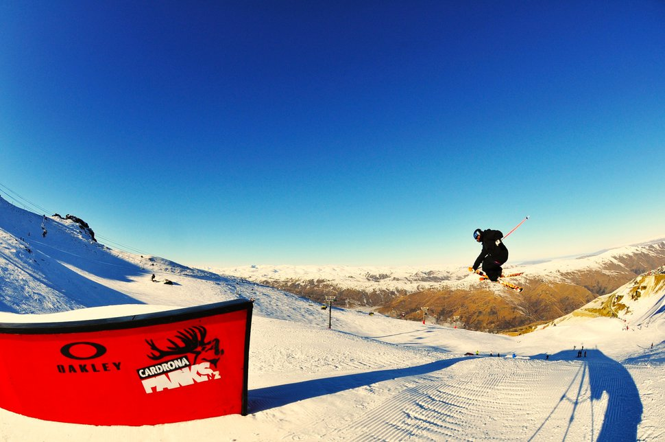 Cardrona early season