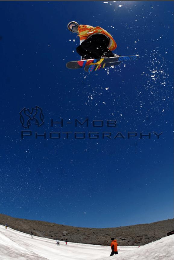 Reverse/leading mute