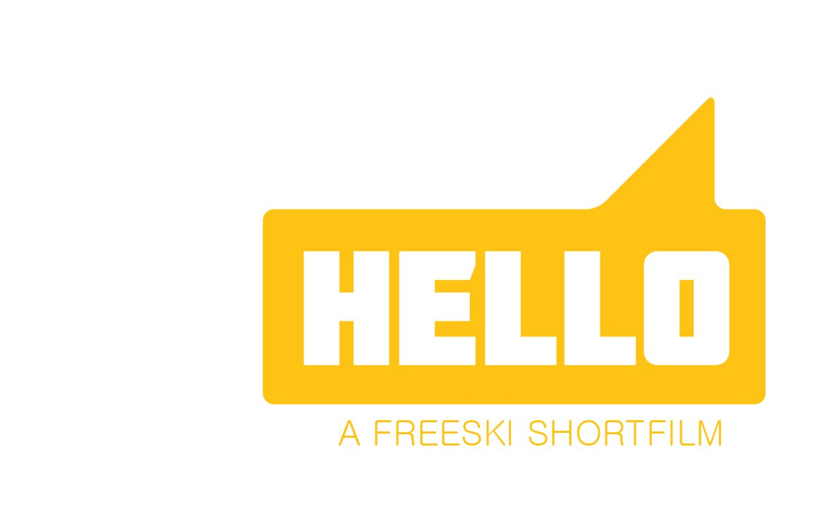Hello -freeski shortfilm
