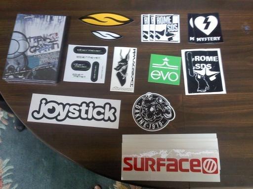 Stickers FS