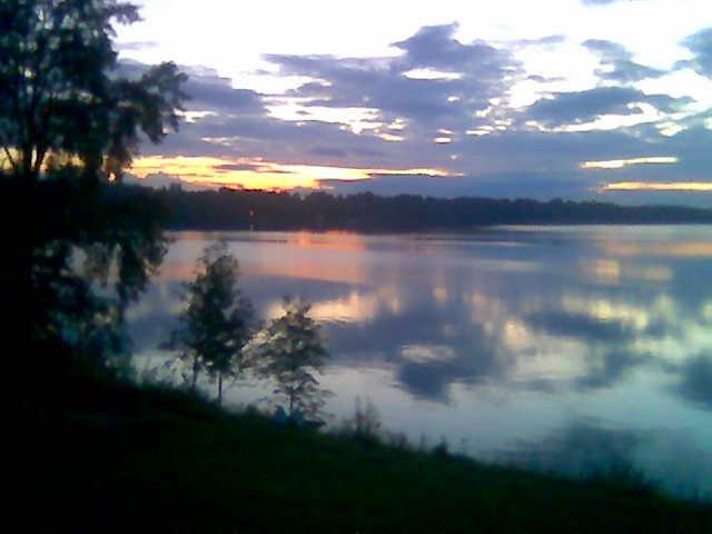 Summer;s evening