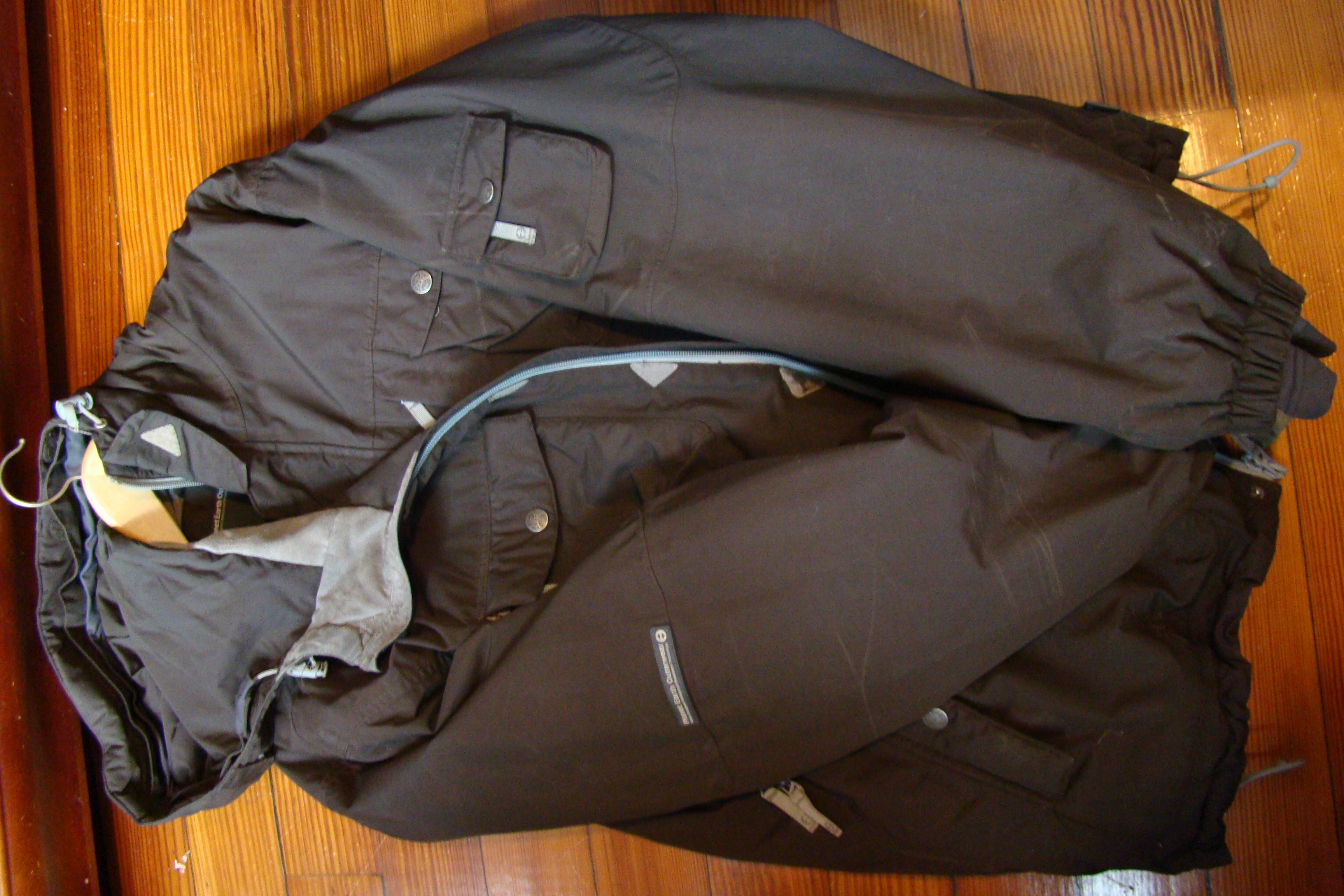 PE jacket