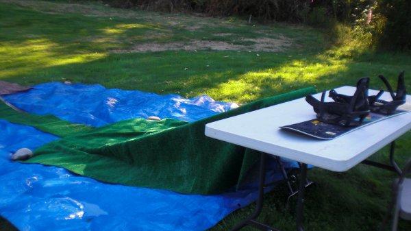 My 09' Sketchy Summer Setup