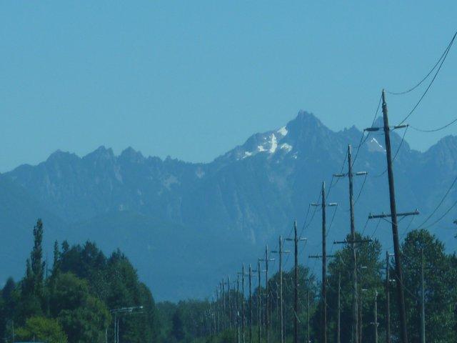 Cascades from monroe sultan road.