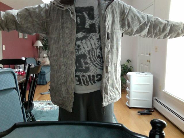 Jacket fitting