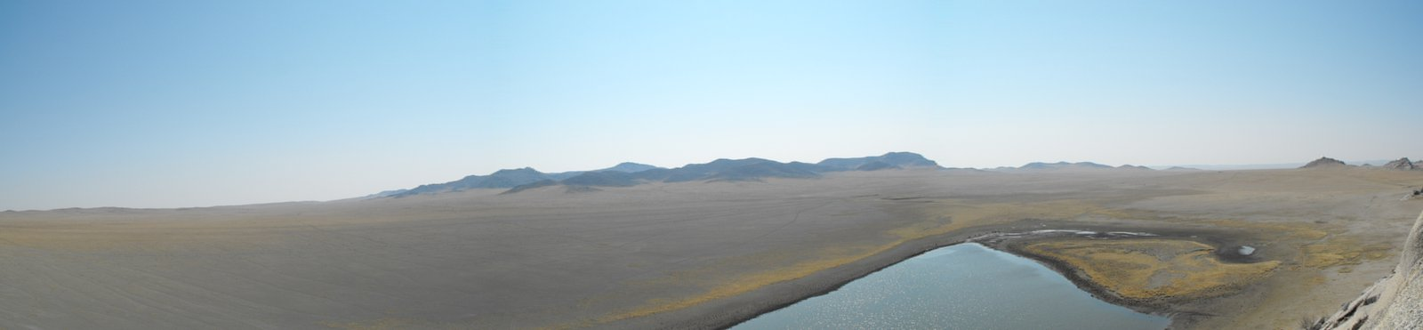 Mongolia Countryside