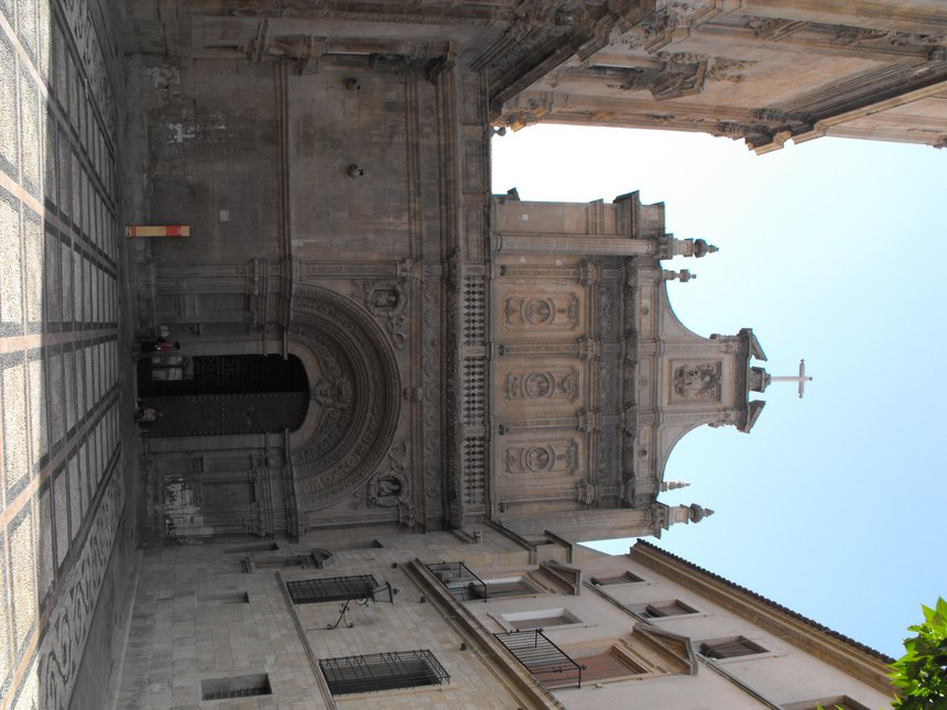 Cathedral in Murcia