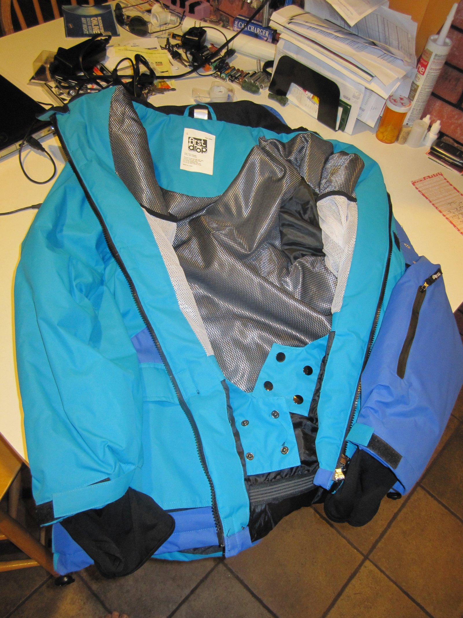 First Drop Suit - Large