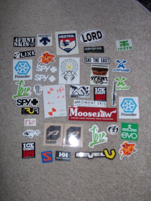 Sticker sale 2