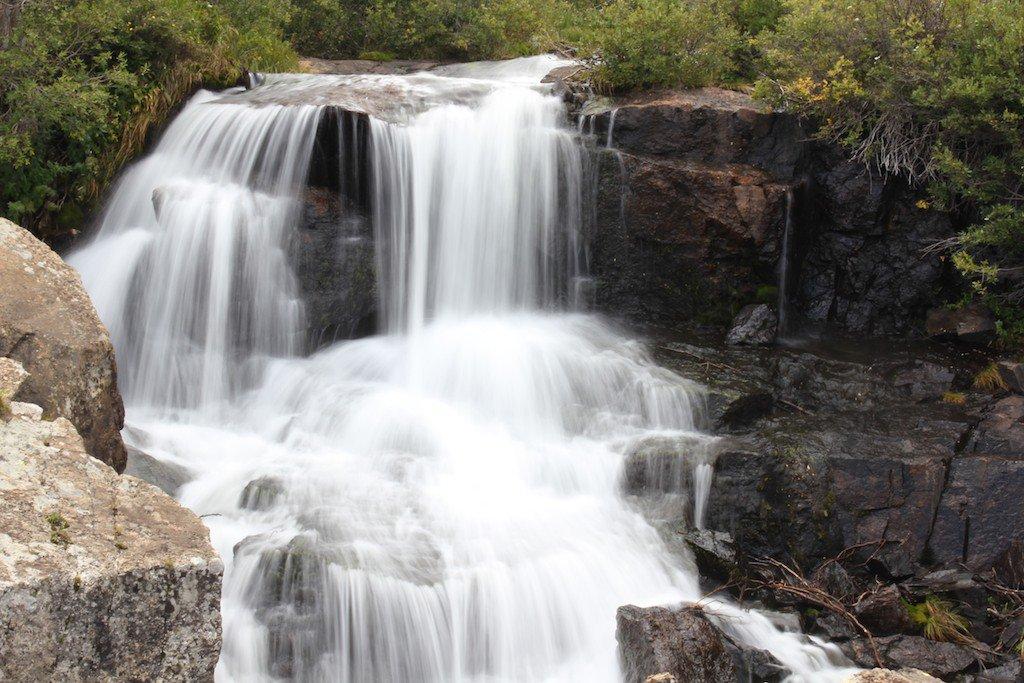 Waterfall near Mt. Quandry