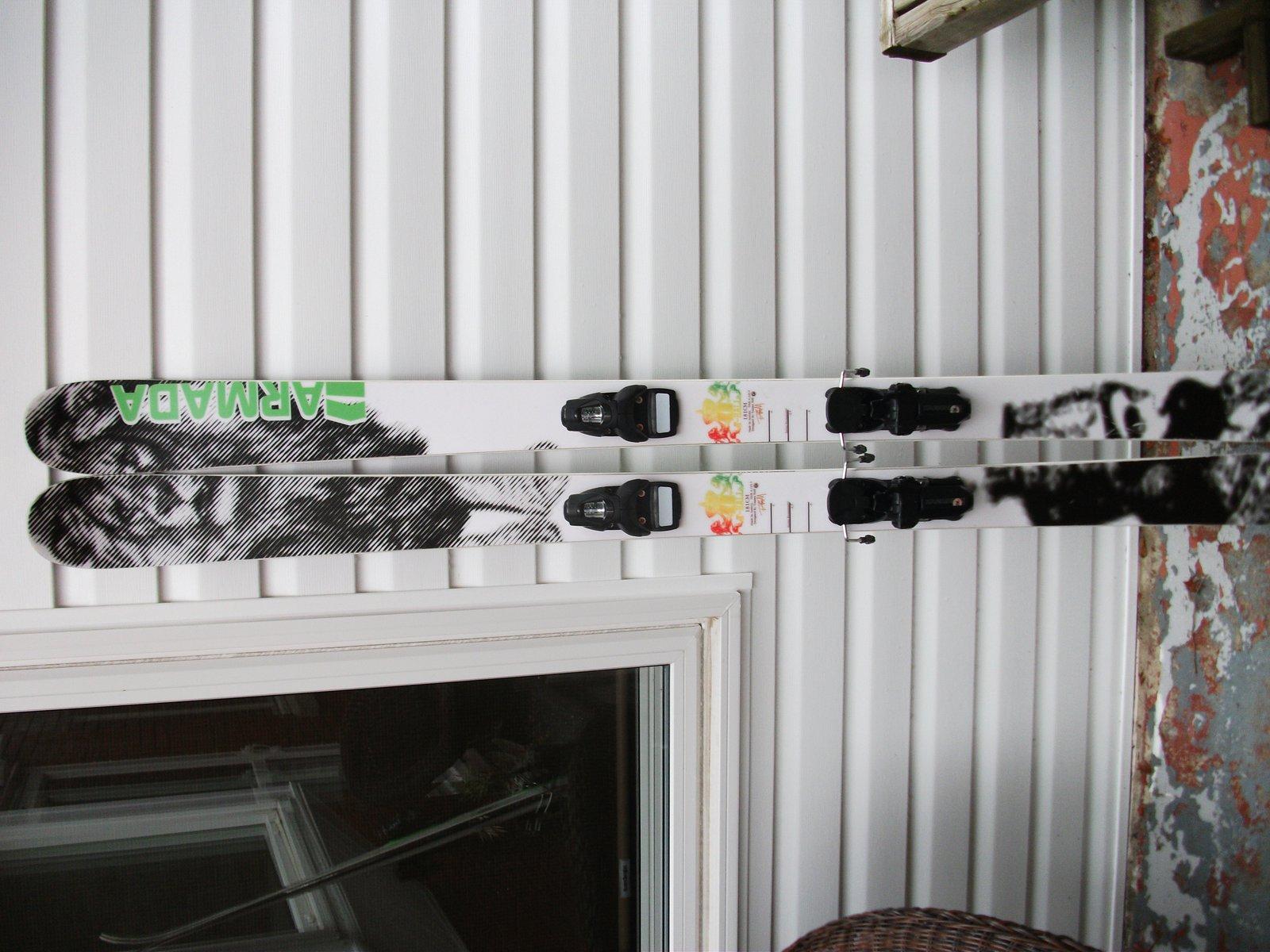 Armada t-halls 181cm