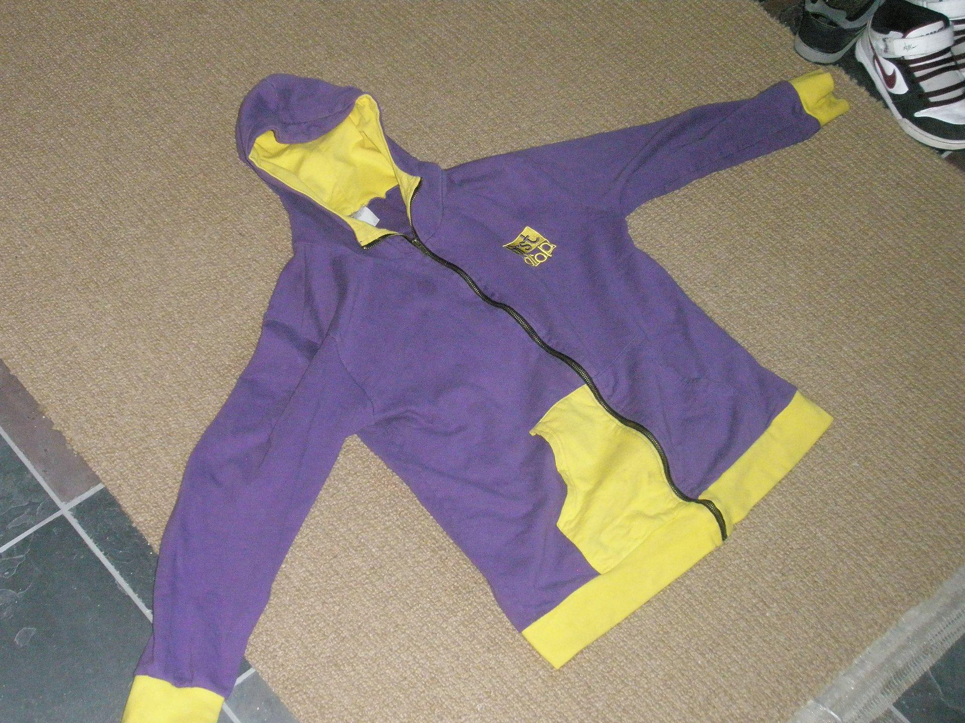 First drop hoodie