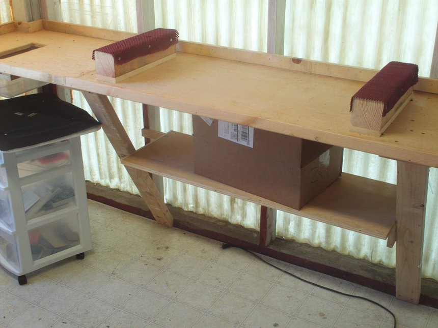 New workbench 2