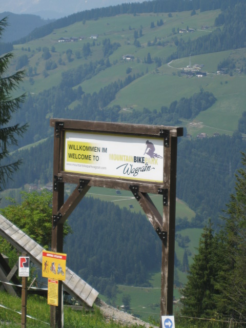 Wagrain Bike Park, Austria