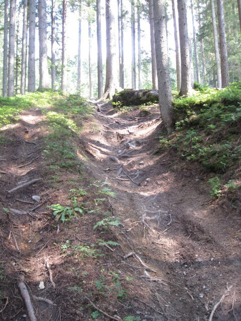 Quite Steeper Than it Looks