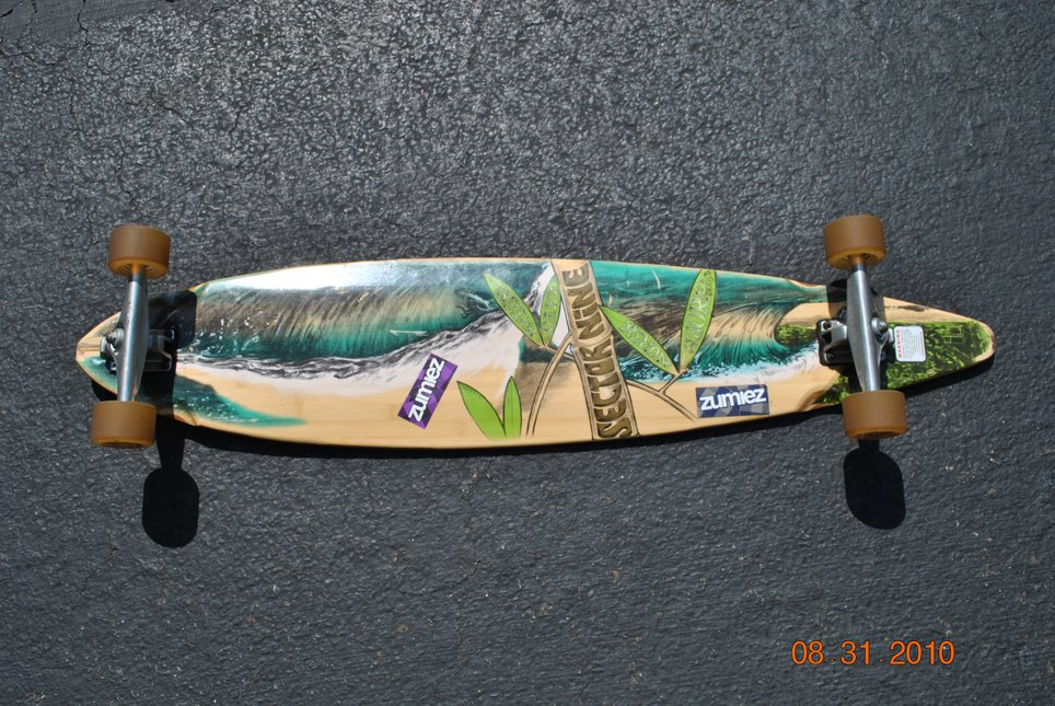 Sector Nine Longboard - 5 of 6