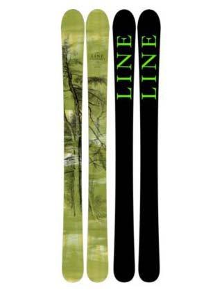 2011 Line 115 Prophet Ski