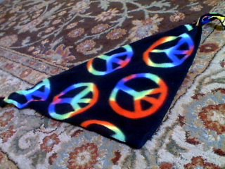 Fleece bandana