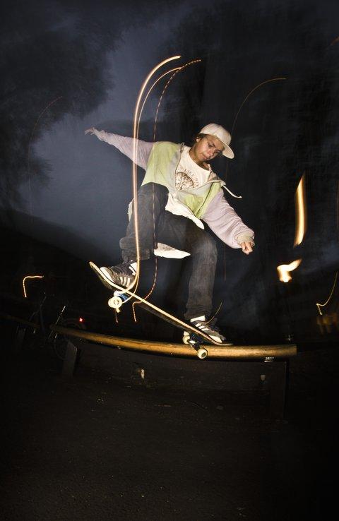 Downtown Skate