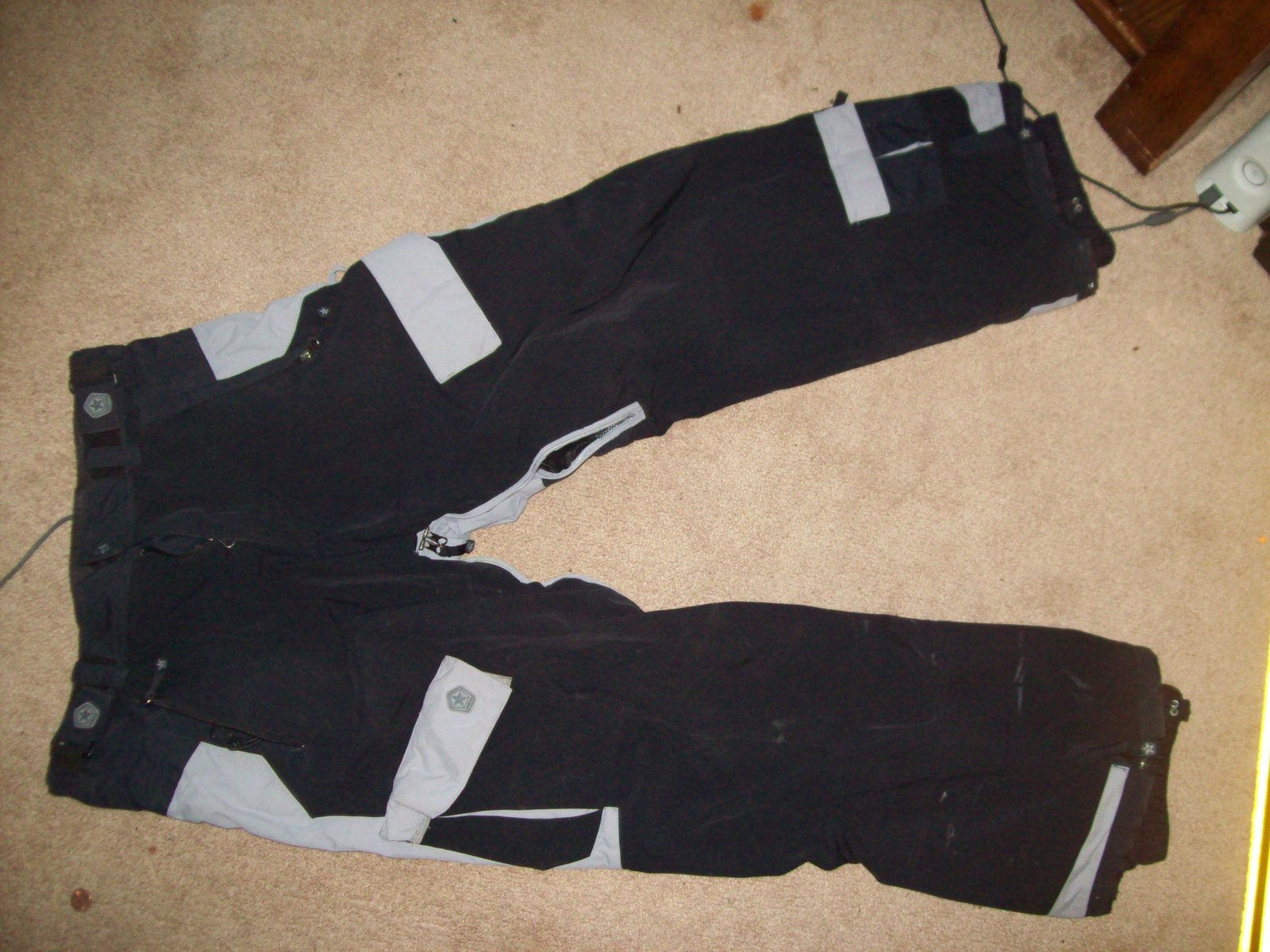 Sessions Pants Front