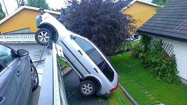 Norwegian driving?