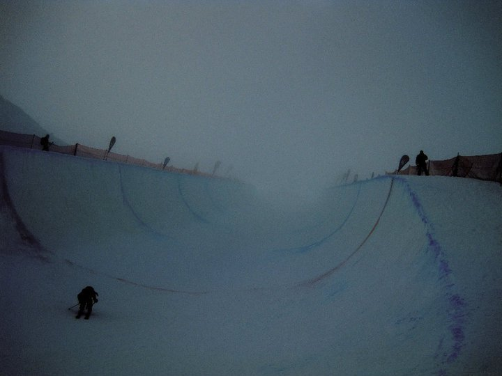 Jr. Worlds Halfpipe... Great.