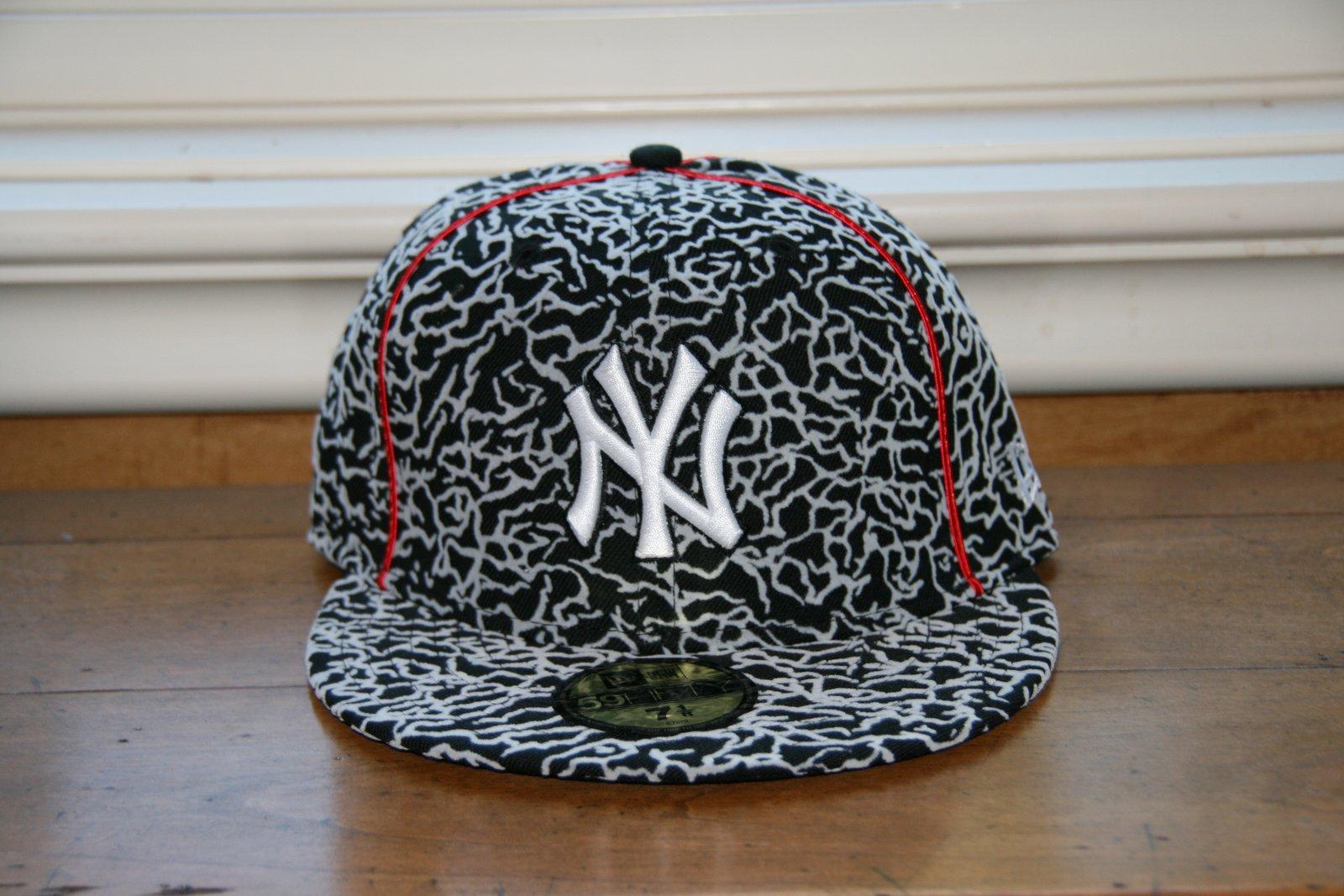 Yankees Jordan 7 1/8