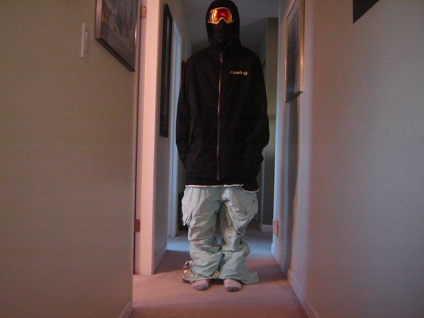 Hagshow pants