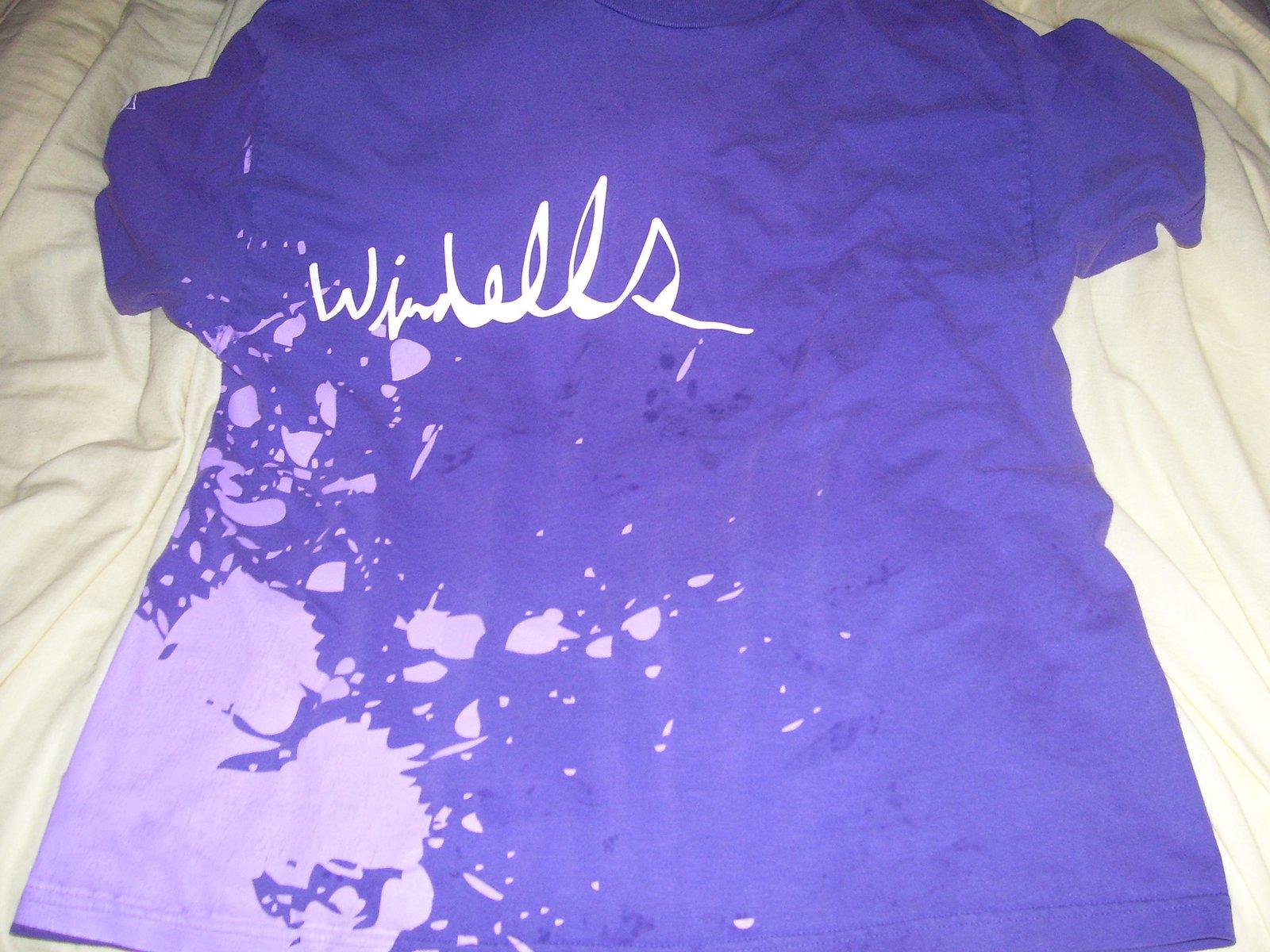 2XL windells tshirt