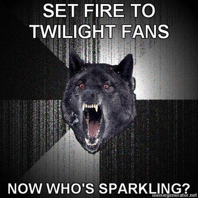 NOW WHOS SPARKLING?
