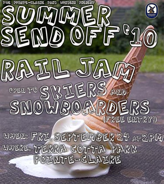 SUMMER SEND OFF 10'