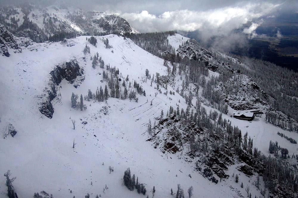 9/10 Snow - Jackson Hole