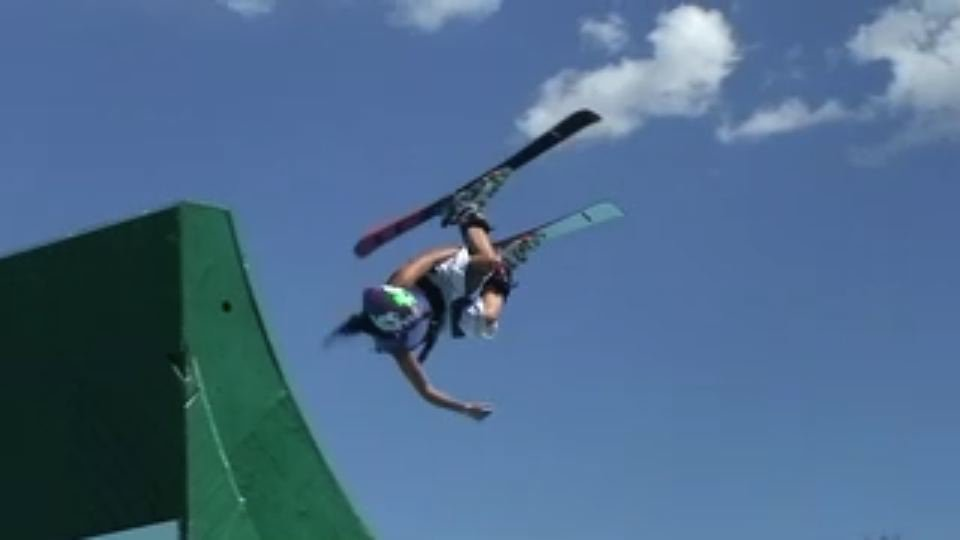 Water Ramps NEW Skis