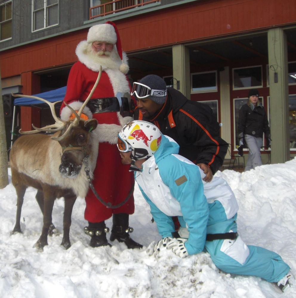 Santa @ Keystone 07-08