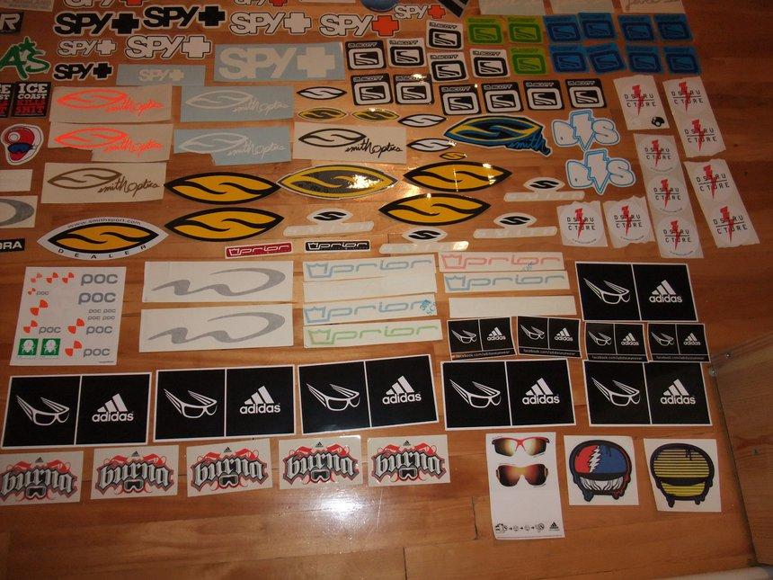 Stickers 4/10