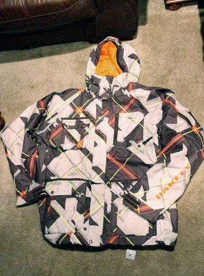Oakley Batallion Lite Jacket