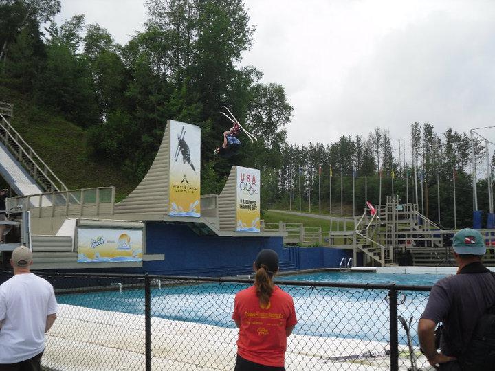 Lake Placid Ramp Camp