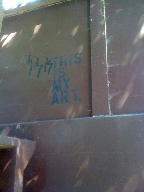 My stencil from below