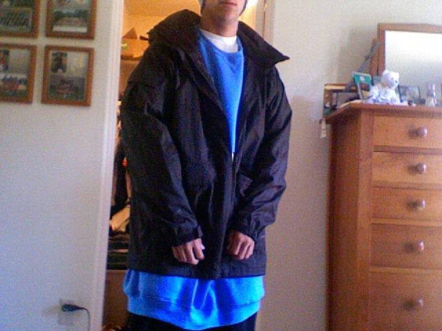 Cryptic Jacket