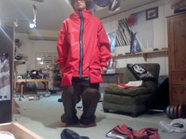 Custom Gore-Tex Jacket