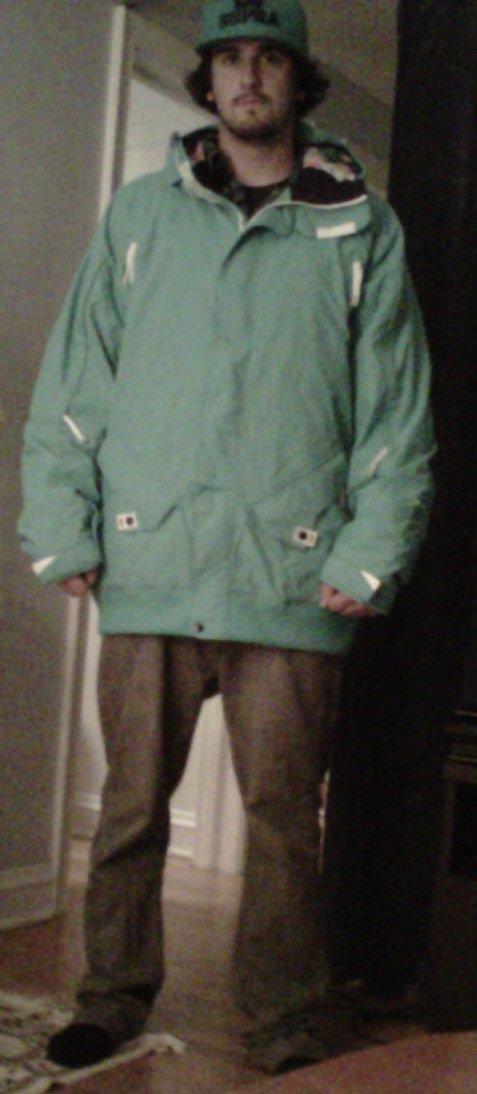Fari jacket XXL