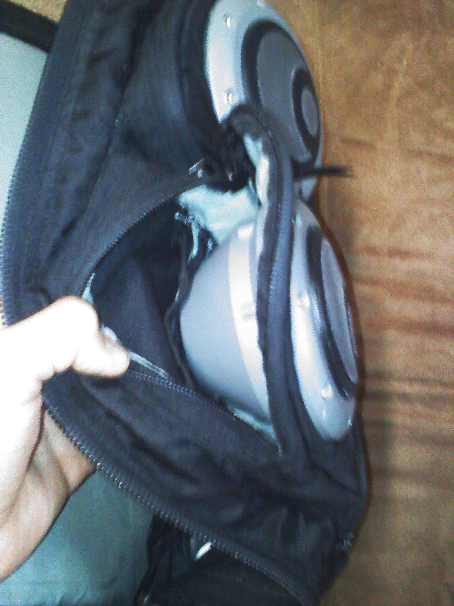 Speaker back pack