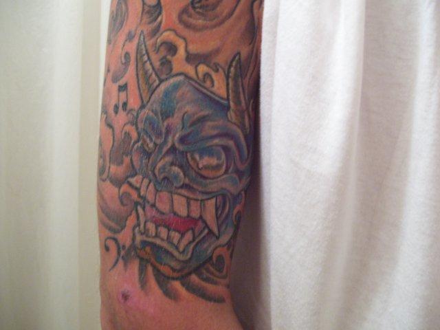 New sleeve
