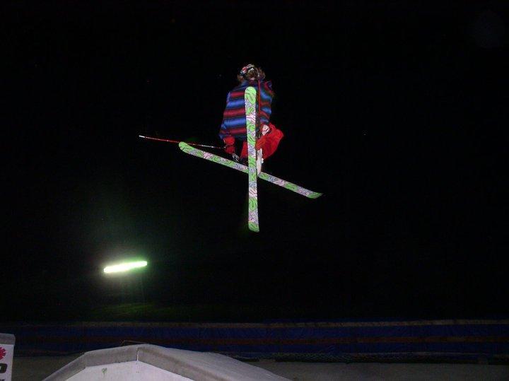 Heli-skiis