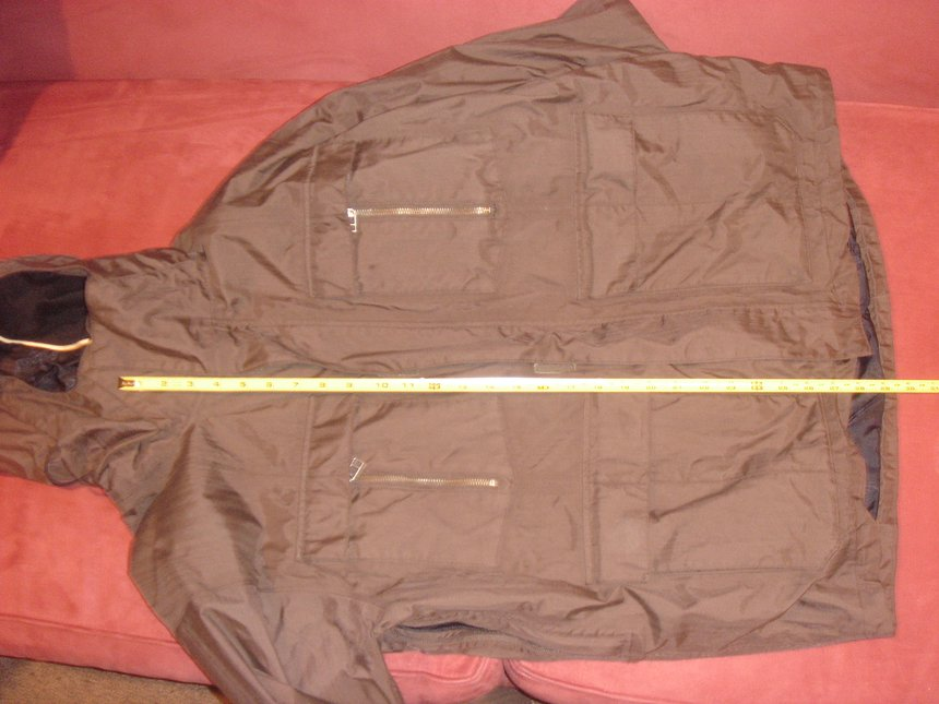 Bonfire jacket