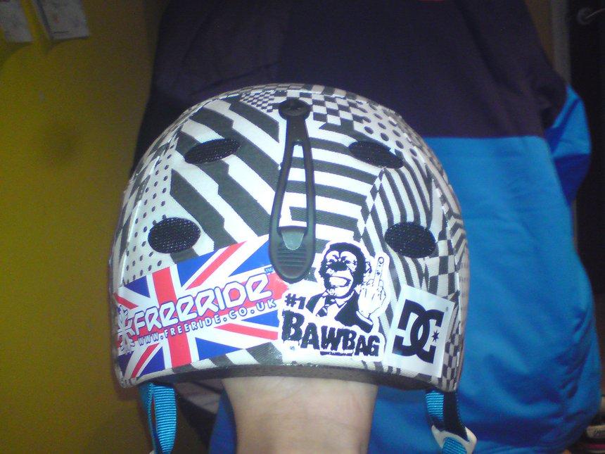 Mah helmet 2
