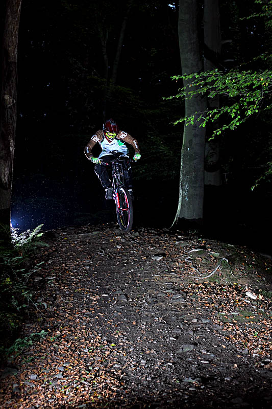 First Downhill try